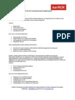 70-513 MCTS .NET Framework 4, Service Communications Applications