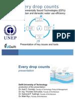 Every Drop Counts Presentation