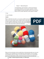 Chapter 3 – Materials Required for Hand Knitting