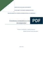 Instrumente Economico-fiscale Privind Protectia Mediului