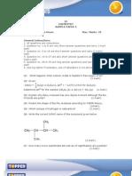 1322739527 MicrosoftWord-SamplePaper XI Chem 50
