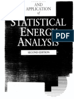 Theory and Application of Statistical Energy Analysis