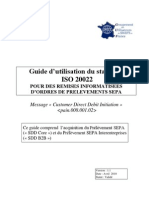 Guide ISO20022 SDD (Pain.008) - V1.1