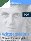 0521814421 - David G. Stern - Wittgenstein's Philosophical