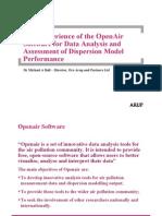 Open air análise