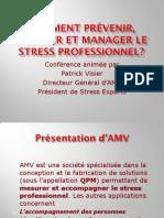 Comment Prevenir Mesurer Et Manager Le Stress Nice 05 09