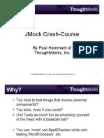 Jmock Crash Course