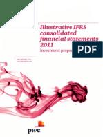 PWC Investment Property Model FS 2011