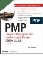 Pmp Exam Study Guide 2007