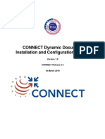 CONNECT Release 2 4 Dynamic Document Installation and Configuration 031810