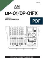 DP01e 01fx TASCAM