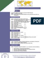 Programa RMI 2012 - Bucarest