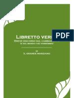 Libretto Verde - Il Grande Marziano