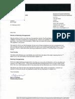 RBS Letter 1st Feb 2012