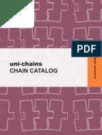 Chain Catalog UK