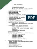 6. Drept Administrativ