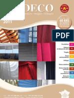 Trideco Catalogue 2011 BD