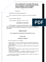 Loi n° 69-00