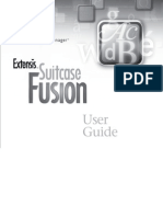 Suitcase Fusion User Guide