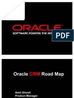 Oracle Crm Presentation