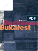 An Architectural Guide- Modernism in Bucharest
