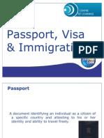 Passport, Visa & Immigration