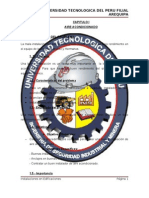 Universidad Tecnologica Del Peru Filial Arequipa