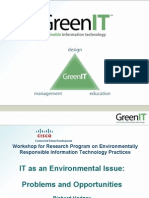Green It It as an Environmental Issue Richard Hodges 1203066778883261 4