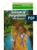 51248194 Essie Summers Season of Forgetfulness