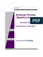 BPTrends Business Process Modeling 2011