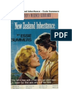 62484027 Essie Summers New Zealand Inheritance