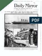 DMir 1909 08-31-001-Mauretania Records