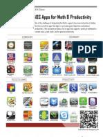 Math iOS Apps