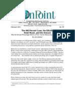 John Berlau - The 400 Percent Loan