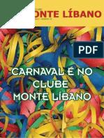 Revista Mensal do Clube Monte Líbano 25