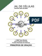 MANUAL DE CELULAS - ORACAO