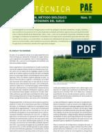 Biofumigación Cataluña Ficha Tecnica