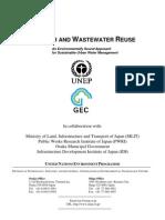 Booklet Waste Water Reuse