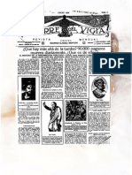 ATALAYA 1926 ~ LA TORRE DEL VIGIA @