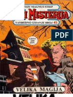 LMS 041-Martin Mystere - Velika Magija