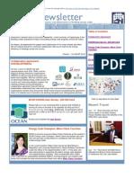 Newsletter - Winter 2012