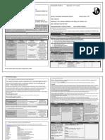 Grade 5 Interdisciplinary Planner - CIS