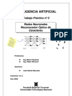 TPNº5-Redes Neuronales