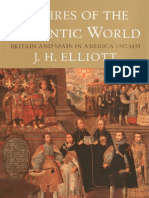 Empires of the Atlantic World Britain and Spain in America 1492 1830