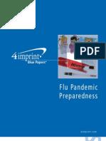 Flu Pandemic Preparedness Blue Paper