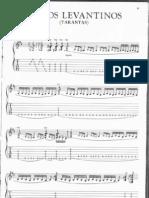 (Sheet Music - Piano) Astor Piazzolla 8-Tonos Levantinos as