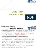 Sistema Ferro-Carbono