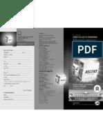 Ascent Brochure 2012