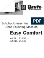 Shoe Polishing Eazy Comfort