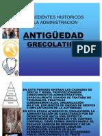 ANTIGÜEDAD GRECOLATINA 3